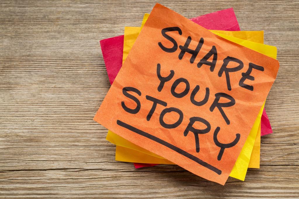 PR och Storytelling seminarium